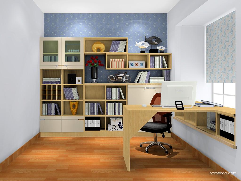 丹麦本色II书房家具C18526