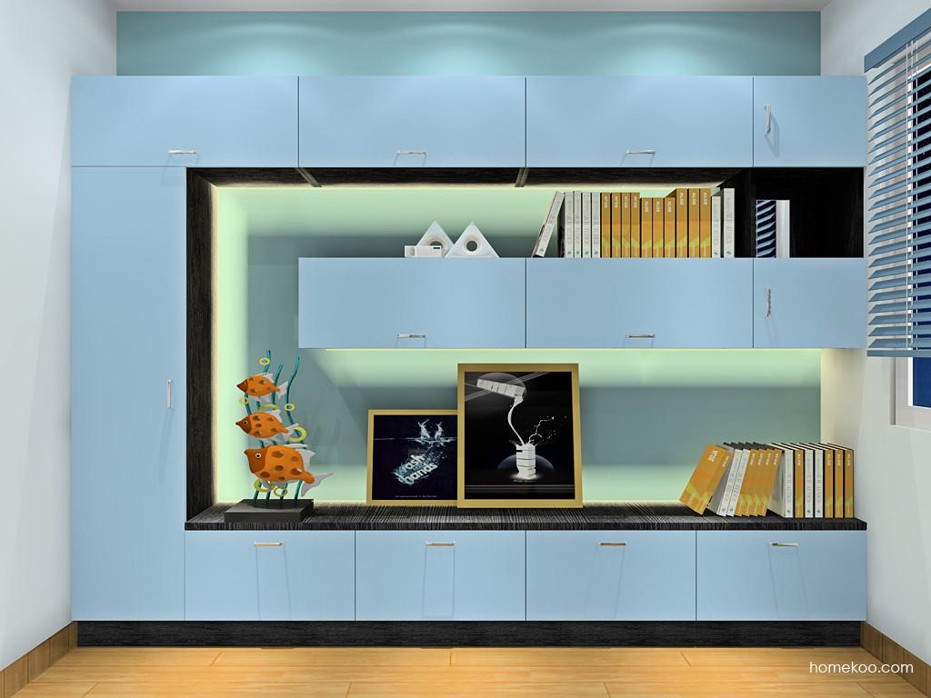 新实用主义书房家具C18530