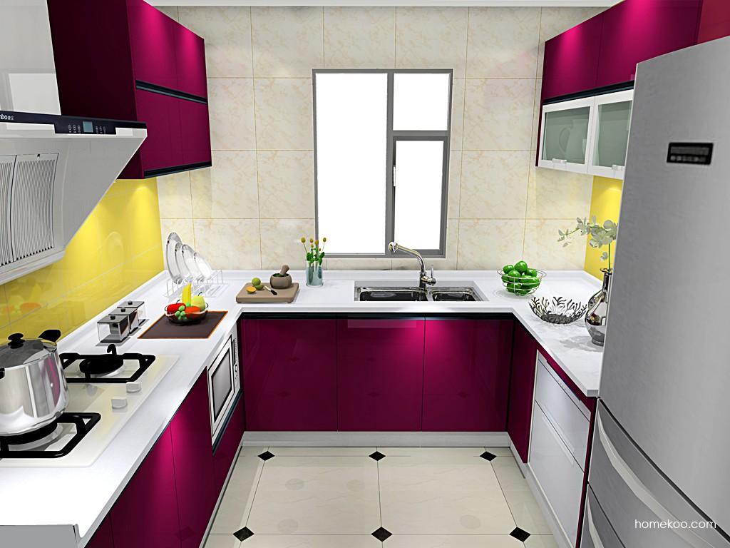 紫晶魅影橱柜F17034