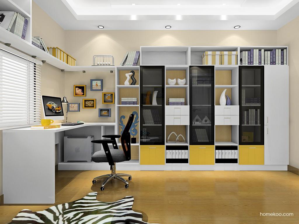 新实用主义书房家具C18542