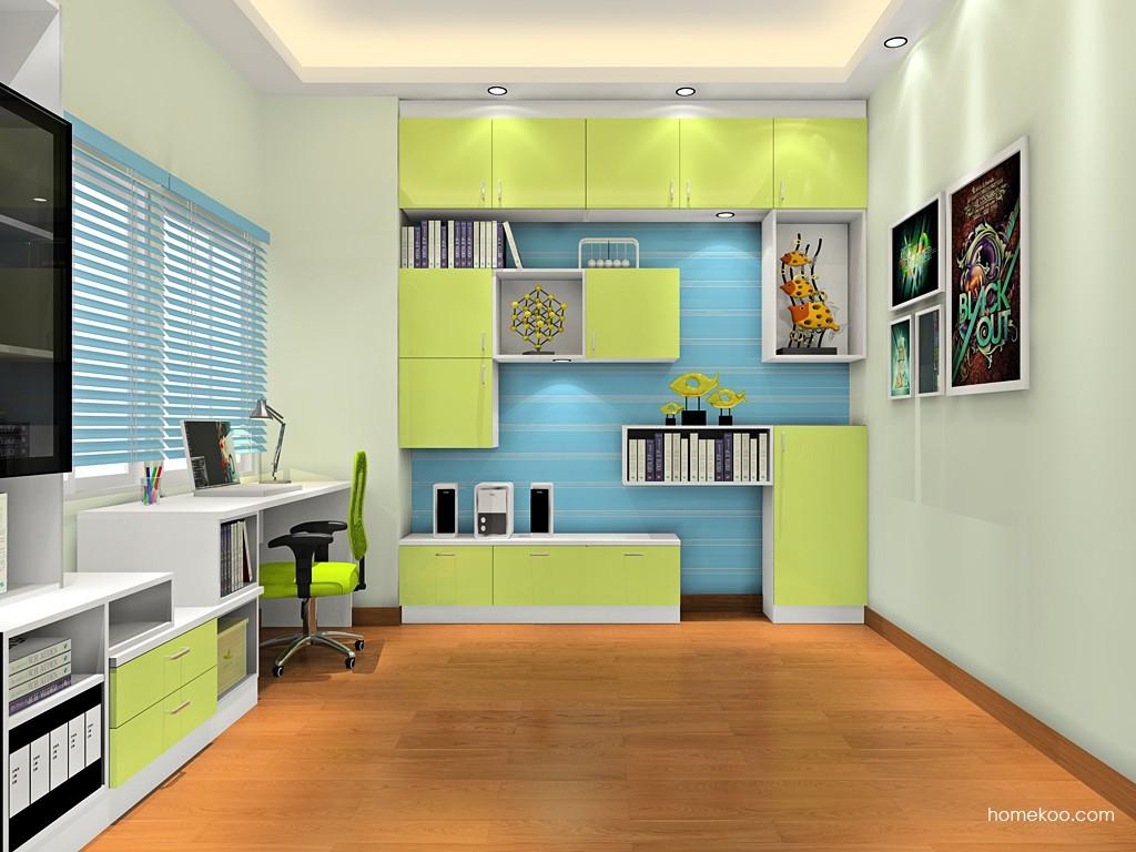 新实用主义书房家具C18545