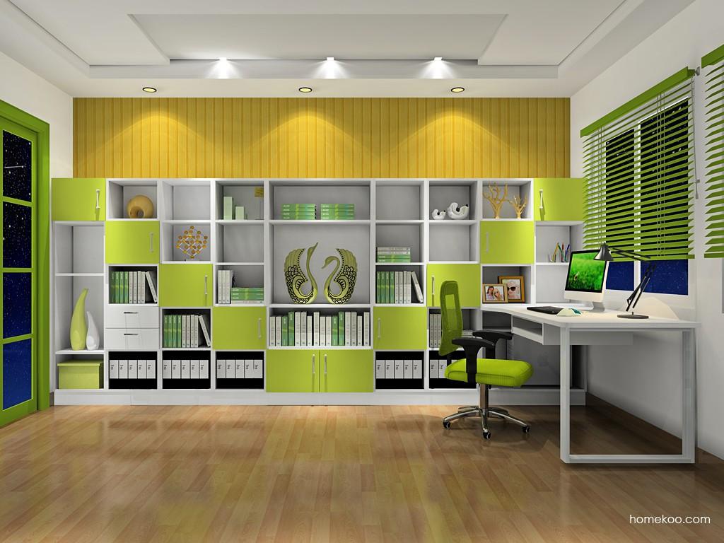 新实用主义书房家具C18547