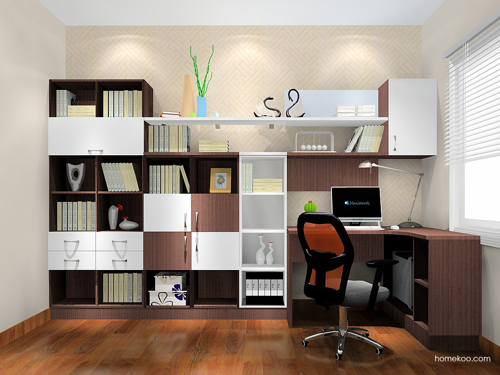 新实用主义书房家具C18559