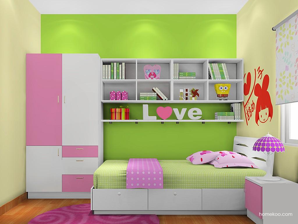 女孩的梦青少年房B17912
