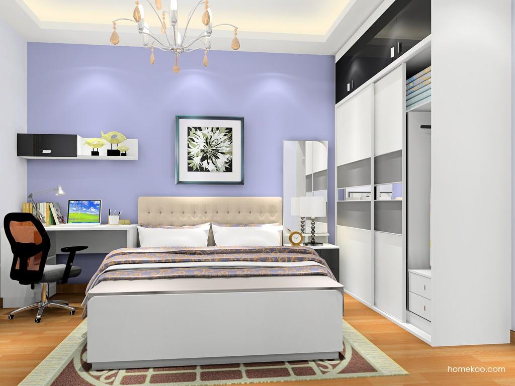 简约主义卧房家具A18259