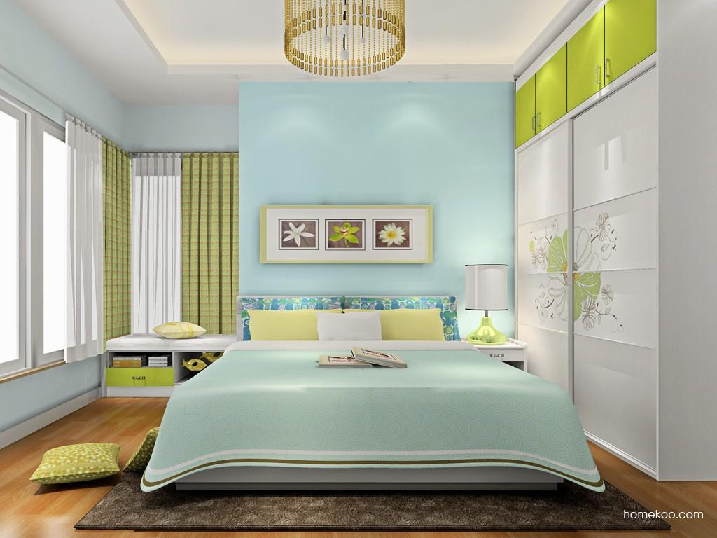 里昂春天卧房家具A18262