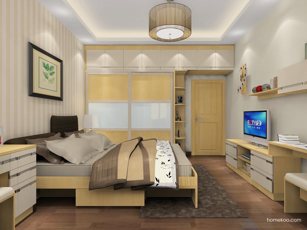 丹麦本色II卧房家具A18263