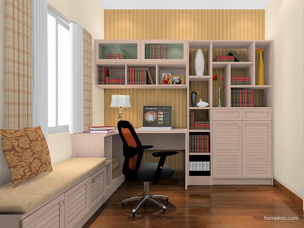 北欧阳光书房家具C18572