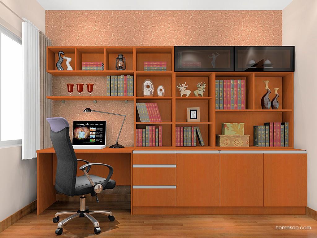 加州梦书房家具C18595