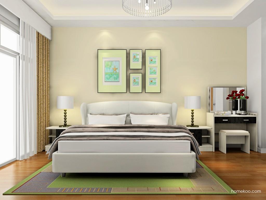 米兰剪影卧房家具A18281