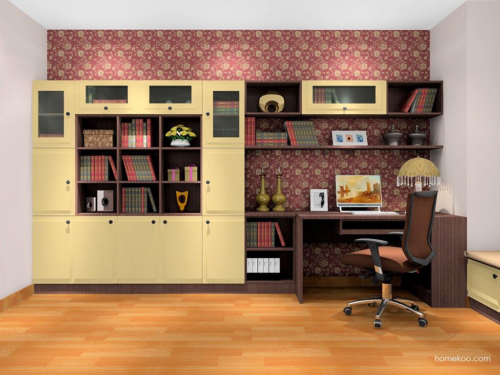 卡罗摩卡书房家具C18601