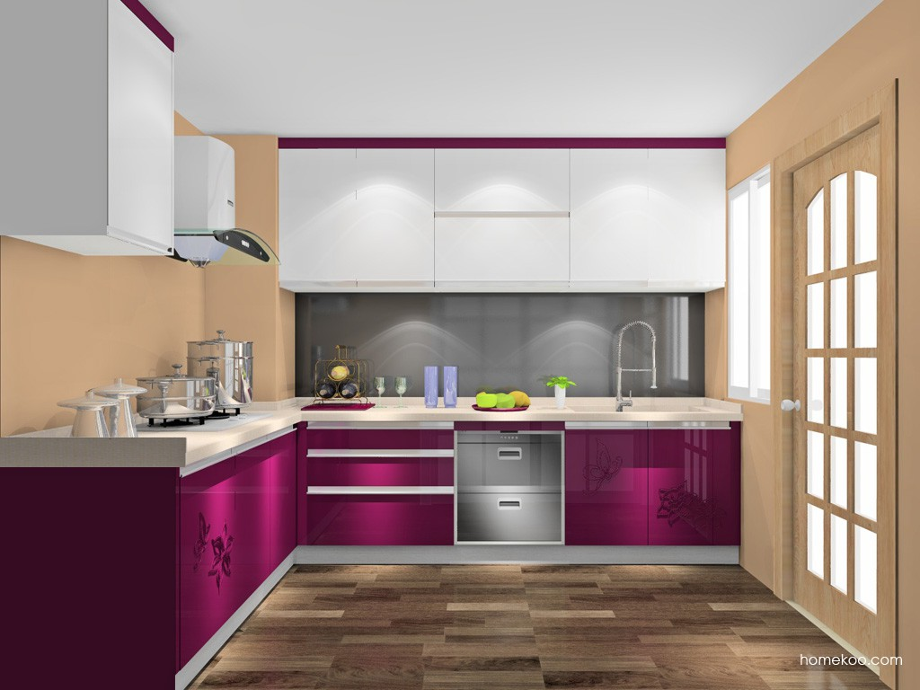 紫晶魅影橱柜F17114