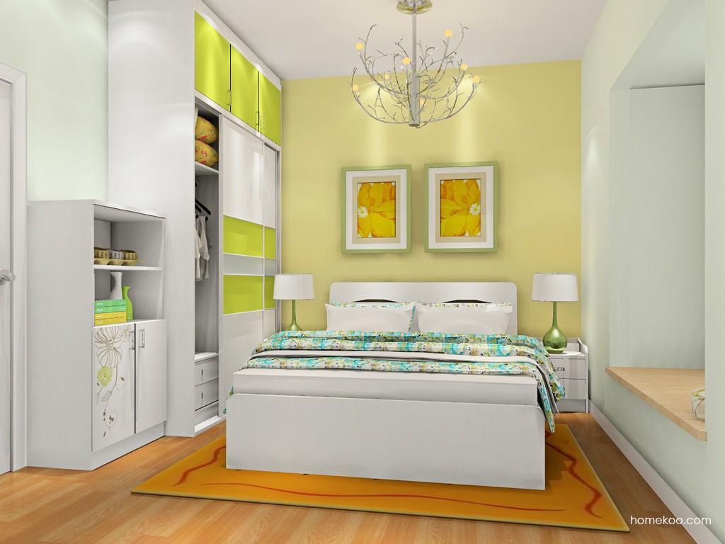 里昂春天卧房家具A18290