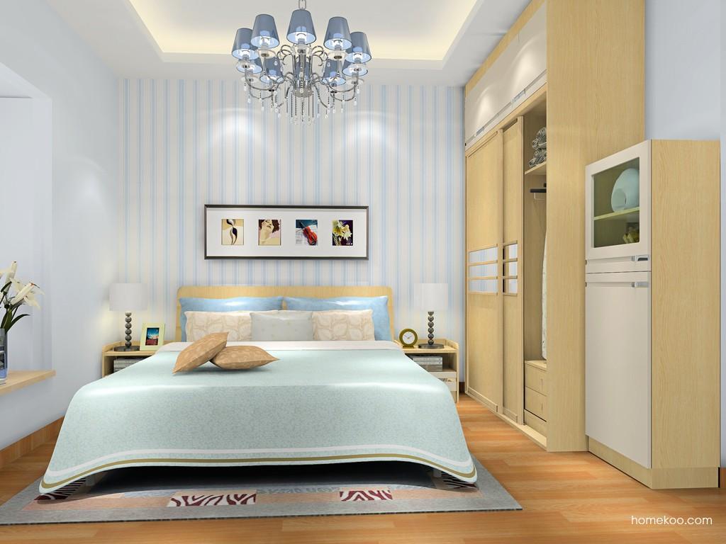 丹麦本色II卧房家具A18296