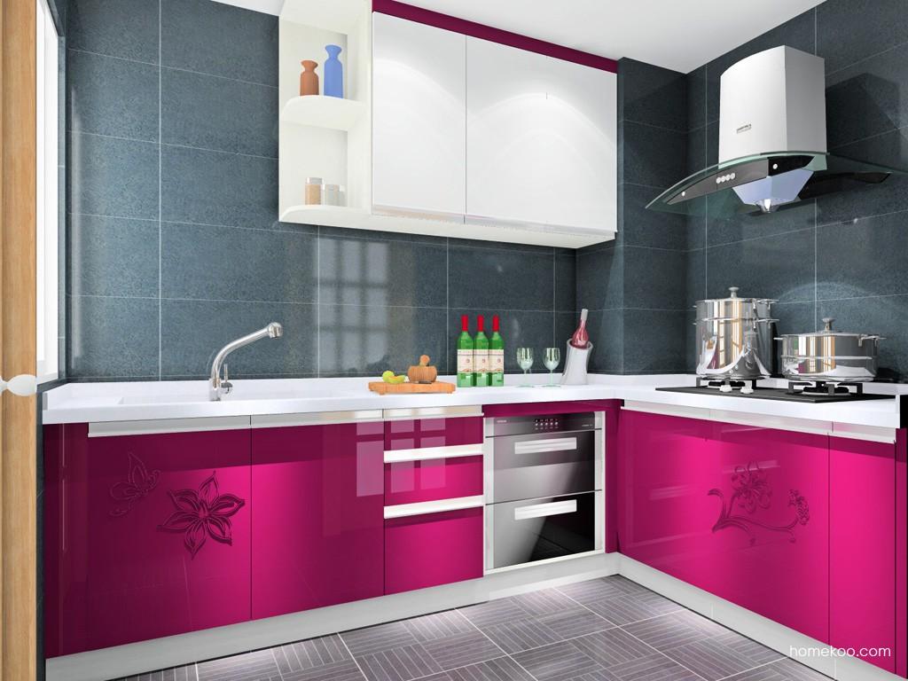 紫晶魅影橱柜F17129