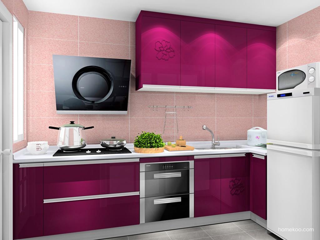 紫晶魅影橱柜F17132