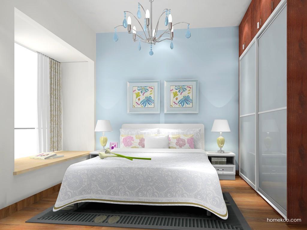 韩式田园卧房家具A18304