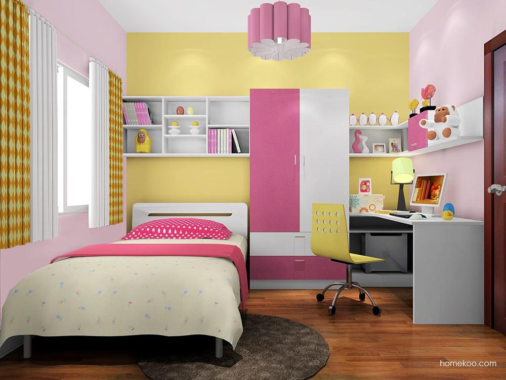 女孩的梦青少年房B17968