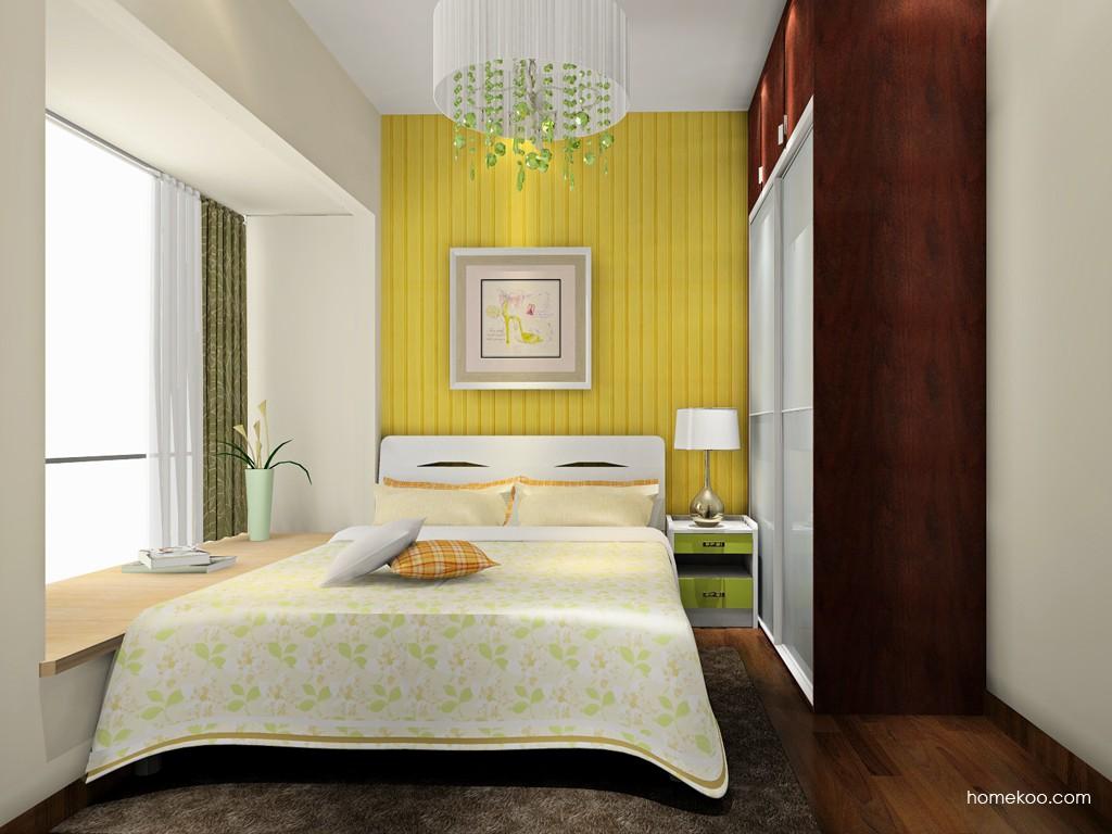 里昂春天卧房家具A18306
