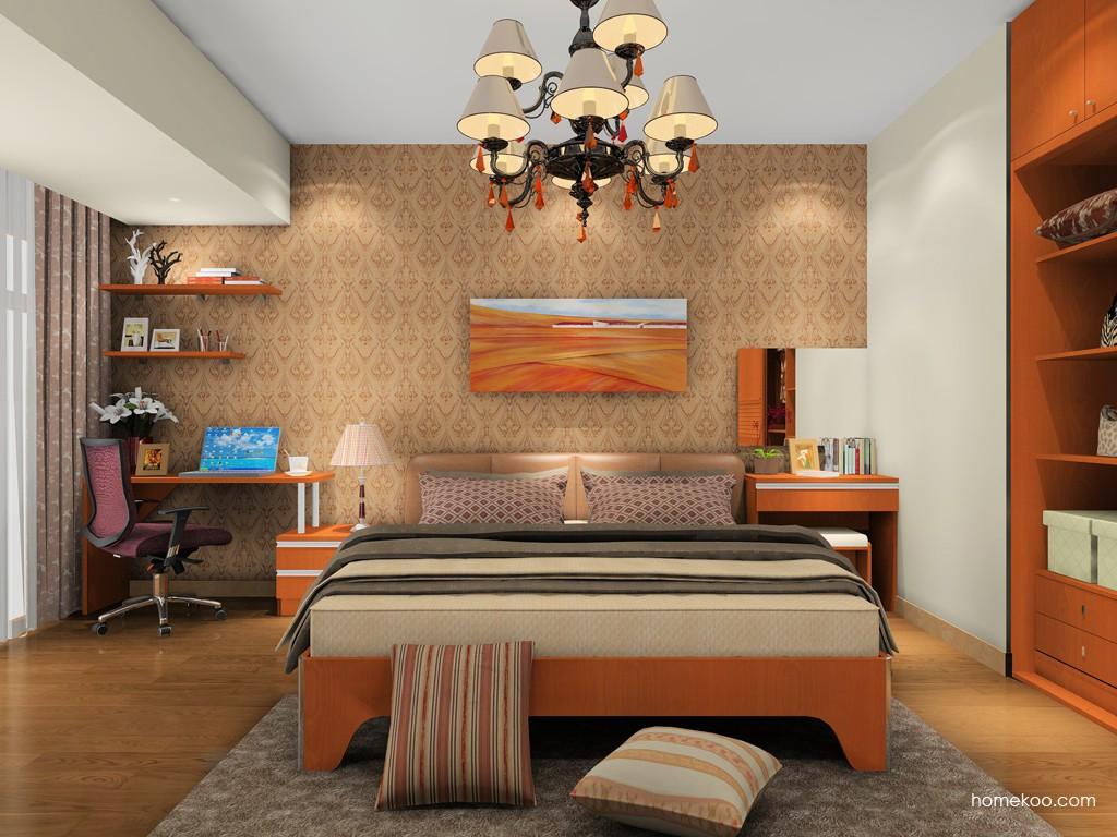 加州梦卧房家具A18311