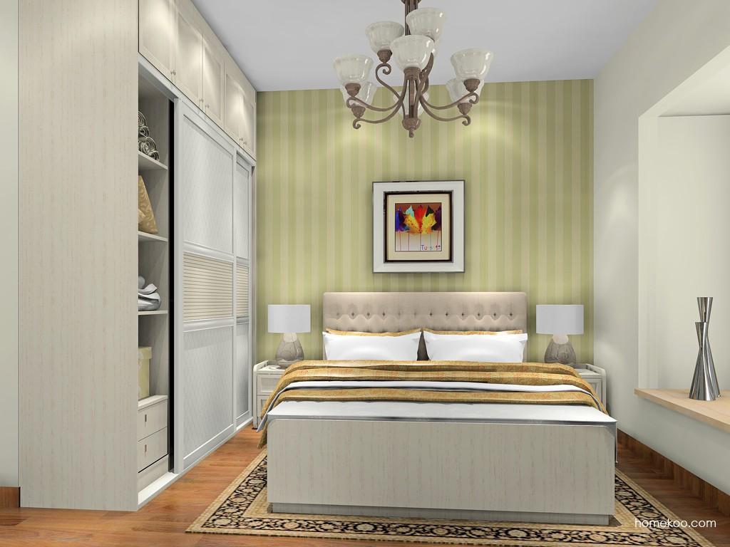 英伦印象卧房家具A18319