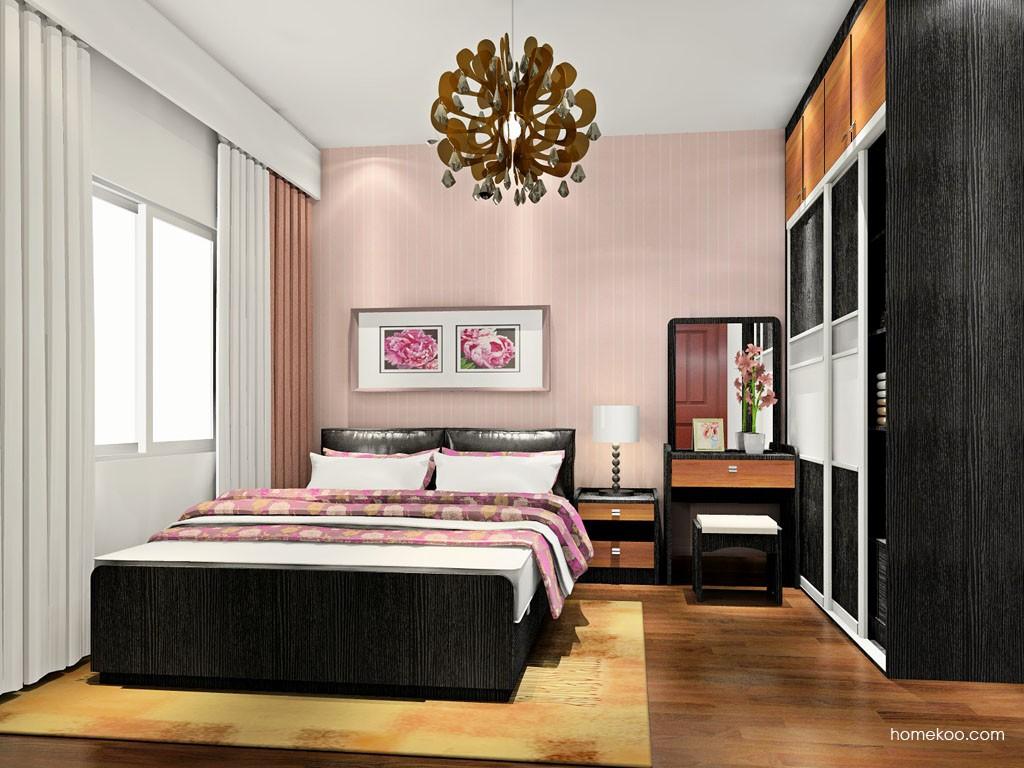 德国森林卧房家具A18321