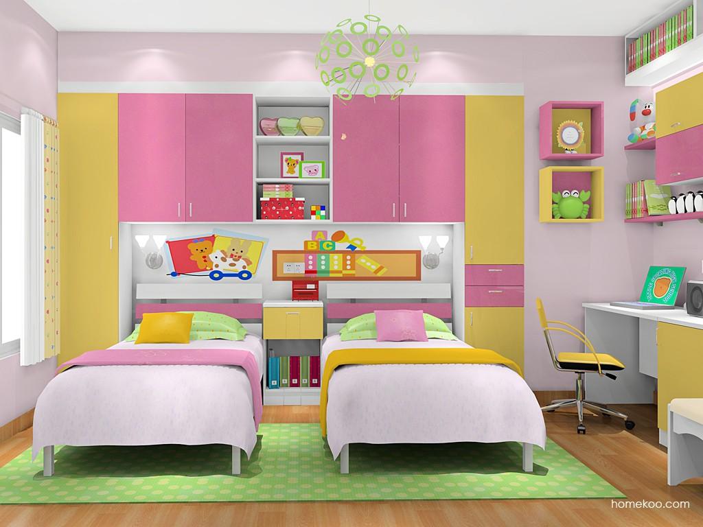 女孩的梦青少年房B17972