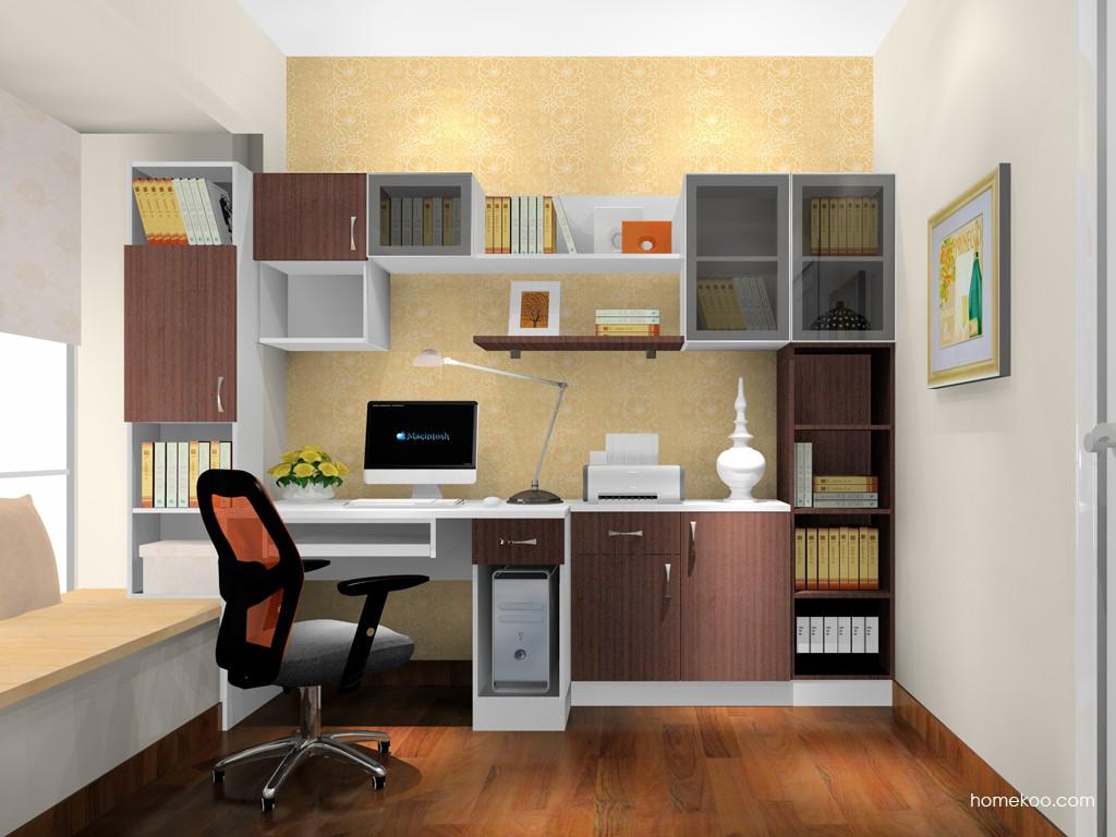 新实用主义书房家具C18626