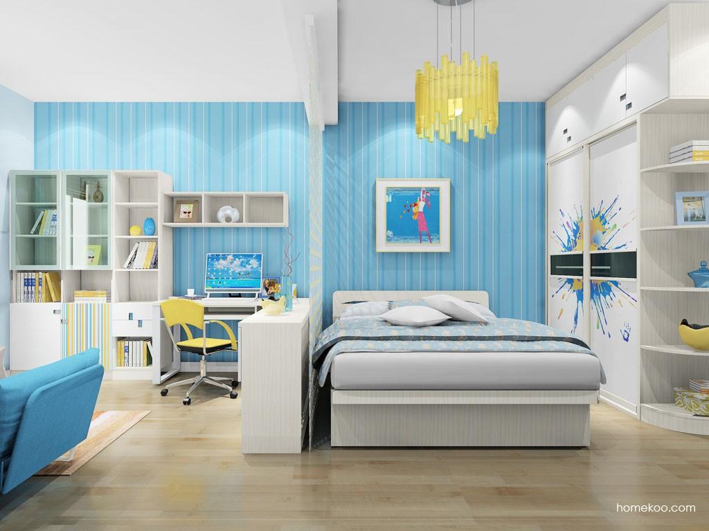 首尔之缤卧房家具A18330