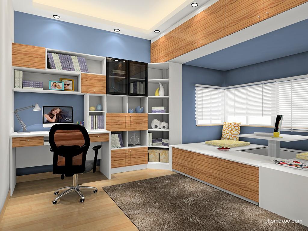 新实用主义书房家具C18631