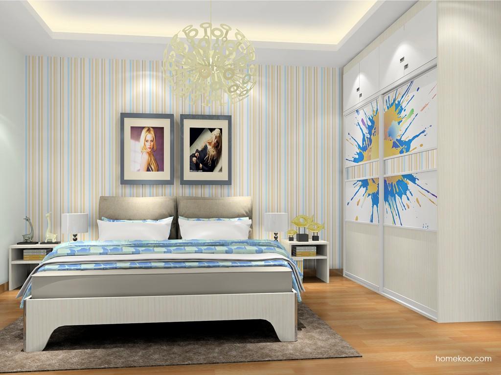 首尔之缤卧房家具A18331