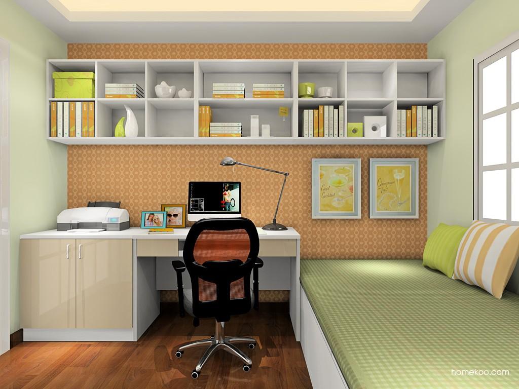 新实用主义书房家具C18637