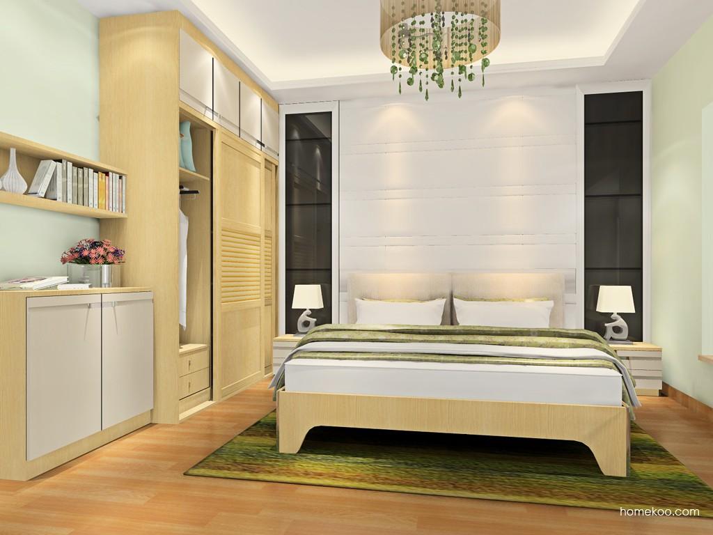 丹麦本色II卧房家具A18336