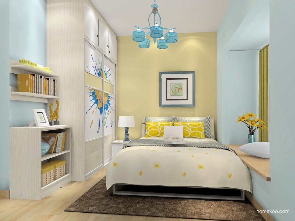 首尔之缤卧房家具A18337