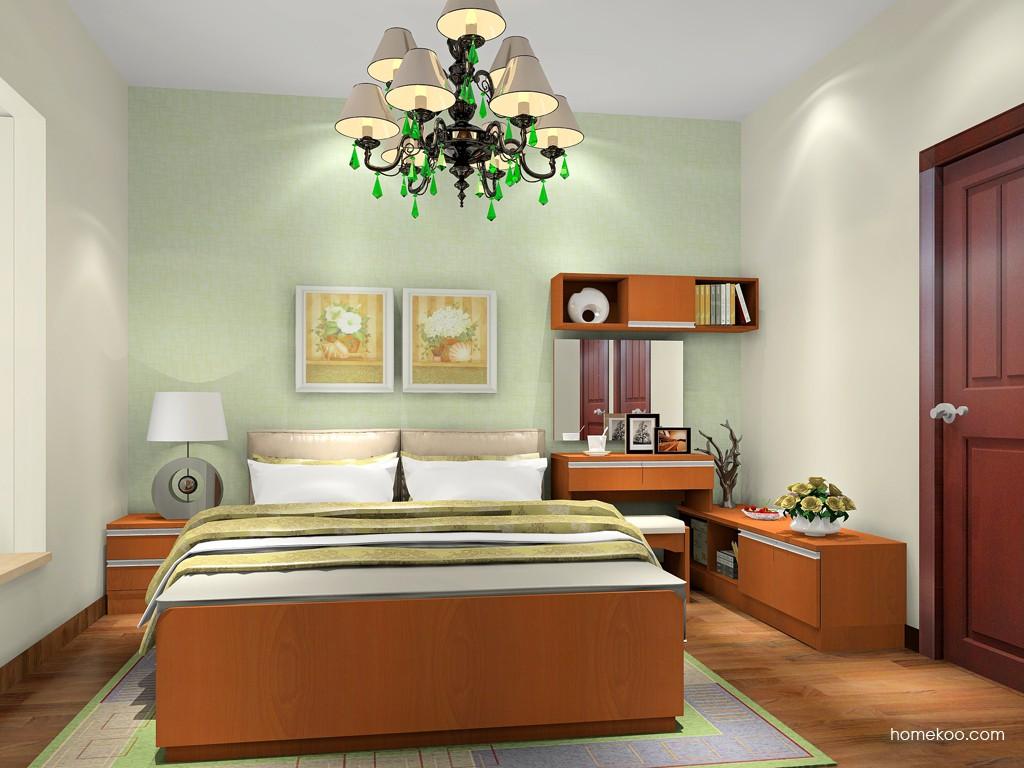 加州梦卧房家具A18345
