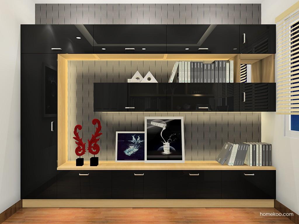 新实用主义书房家具C18655