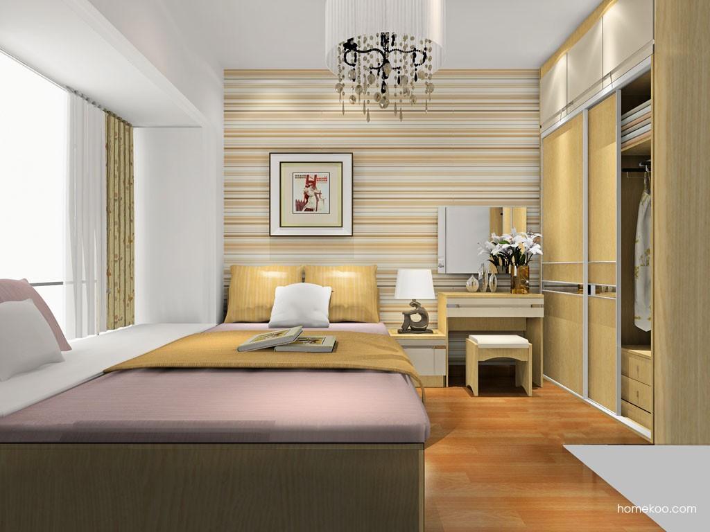 丹麦本色II卧房家具A18357
