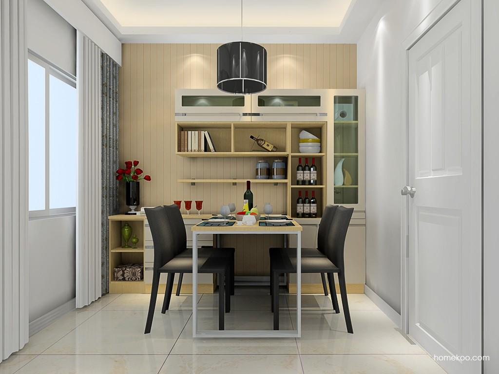 丹麦本色II餐厅家具E16865