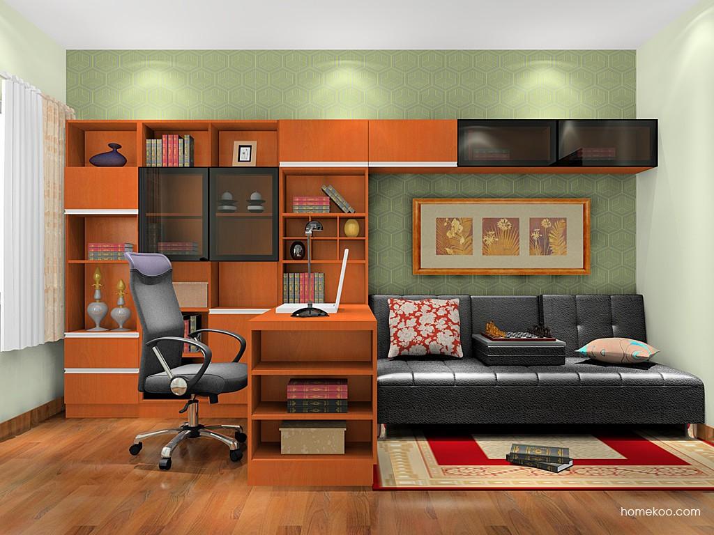 加州梦书房家具C18665