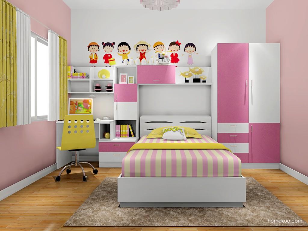 女孩的梦青少年房B18653