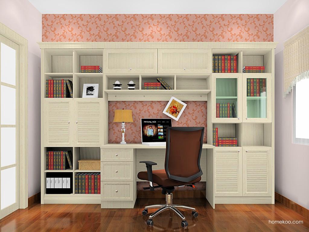 英伦印象书房家具C18668