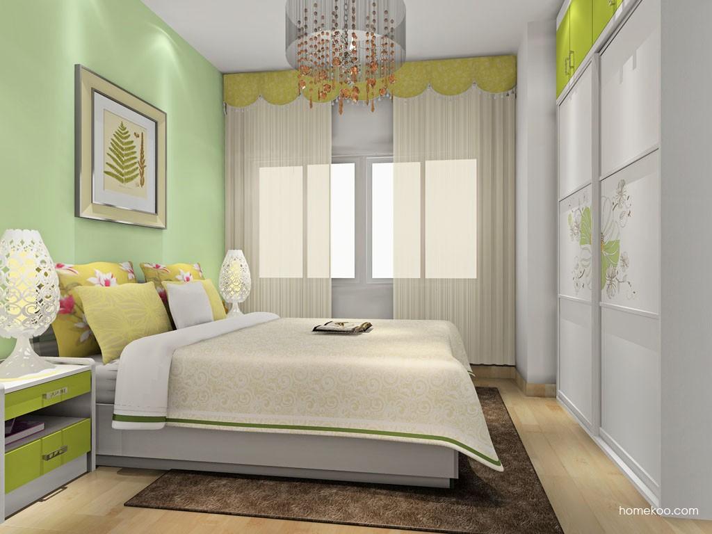 里昂春天卧房家具A18367