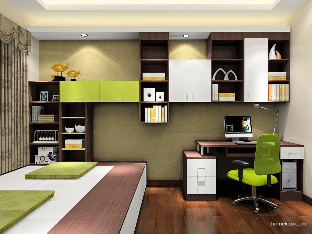 新实用主义书房家具C18675