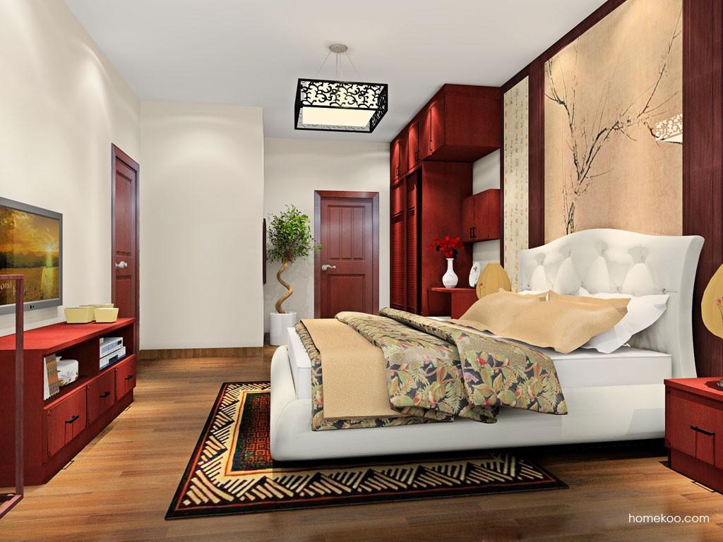 中国韵卧房家具A18378