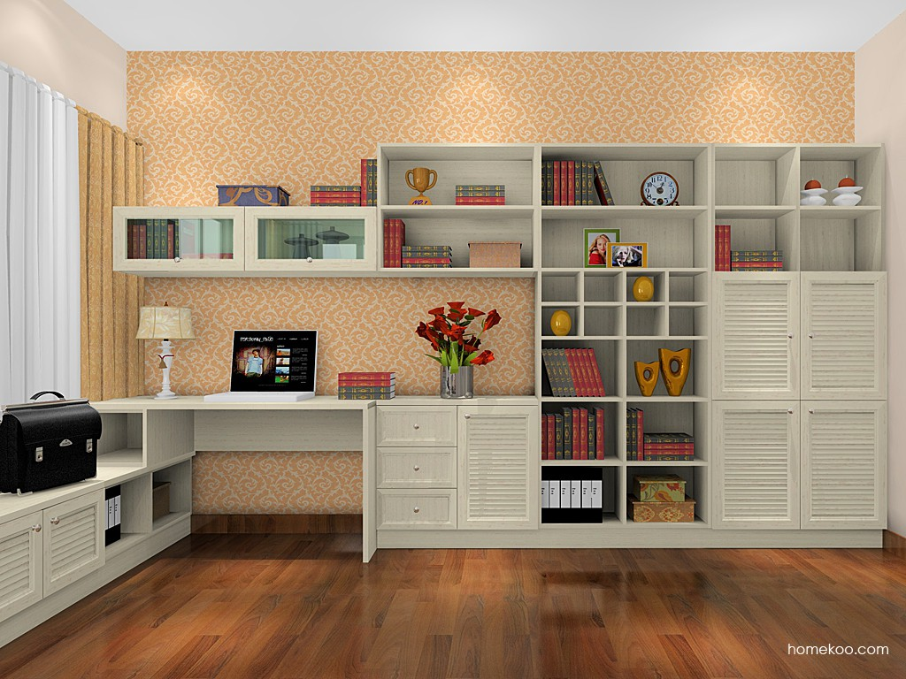英伦印象书房家具C18677