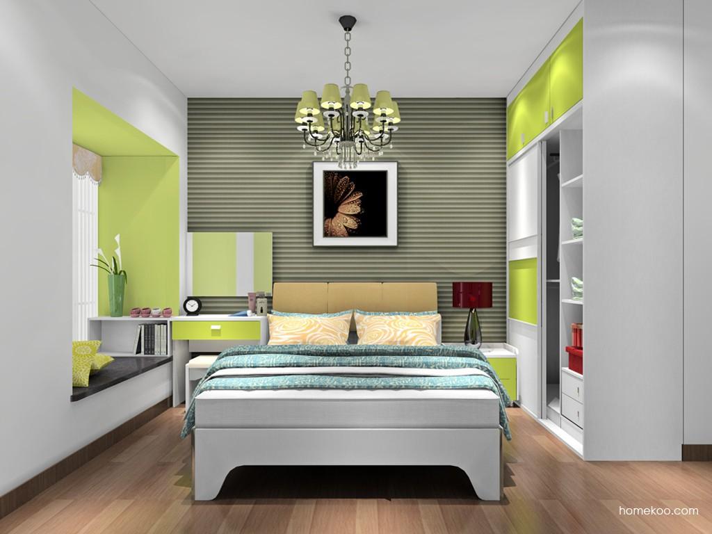 浪漫主义卧房家具A18383