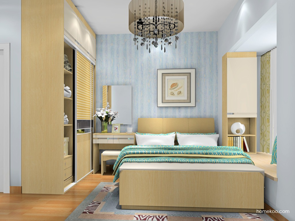丹麦本色II卧房家具A18387