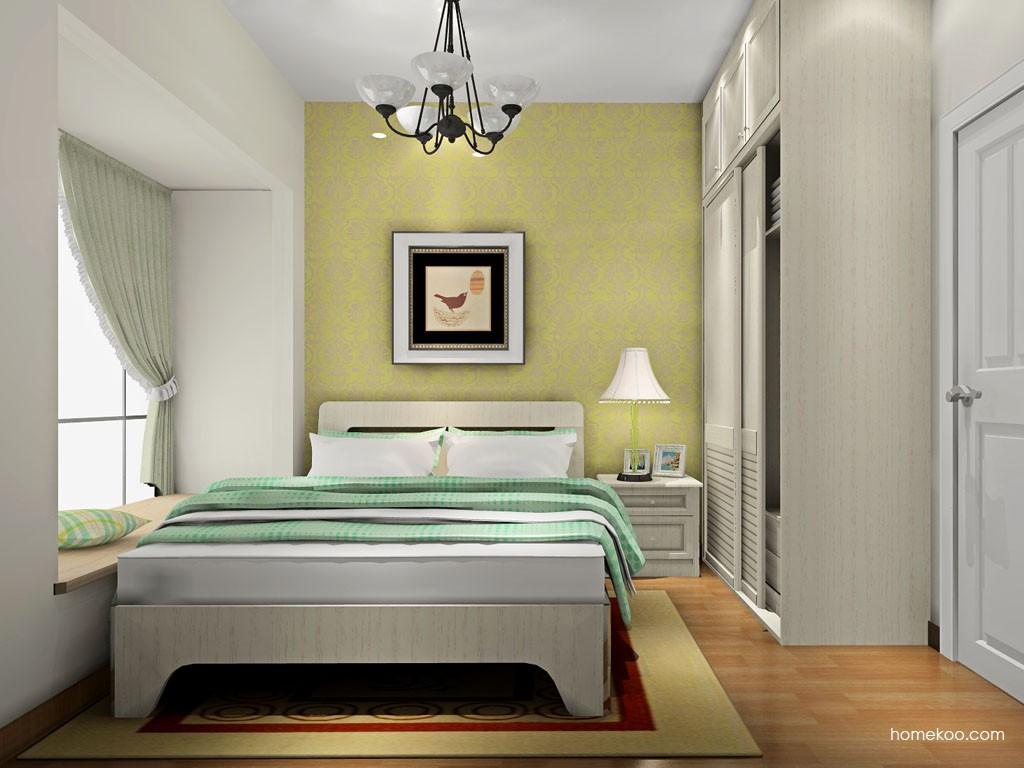 英伦印象卧房家具A18389