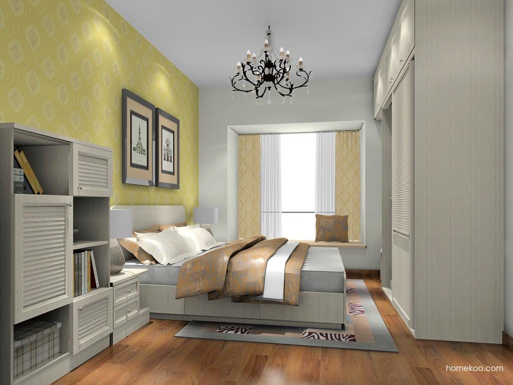 英伦印象卧房家具A18394
