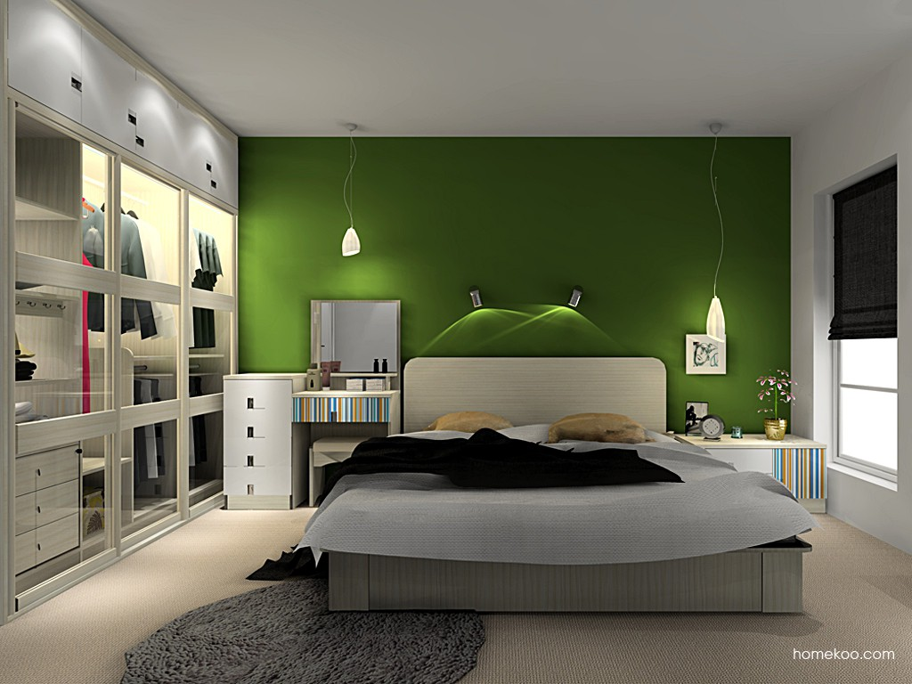 首尔之缤卧房家具A18399